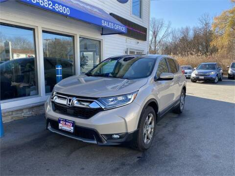 2018 Honda CR-V for sale at Best Price Auto Sales in Methuen MA
