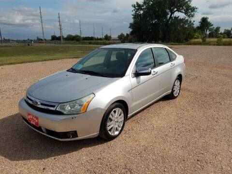 2010 Ford Focus for sale at Best Car Sales in Rapid City SD
