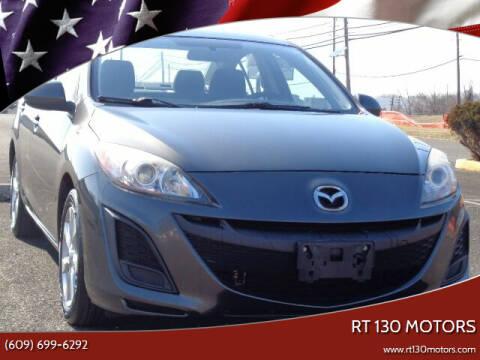 2011 Mazda MAZDA3 for sale at RT 130 Motors in Burlington NJ