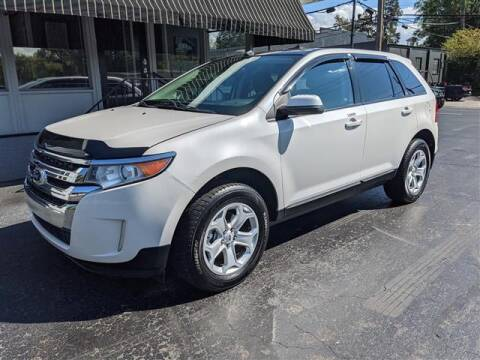 2013 Ford Edge for sale at GAHANNA AUTO SALES in Gahanna OH