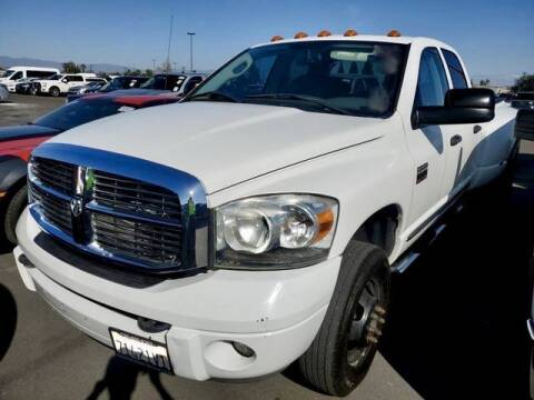 2007 Dodge Ram Pickup 3500 for sale at TOP OFF MOTORS in Costa Mesa CA