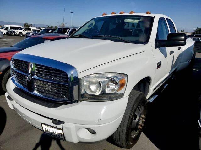 2007 Dodge Ram Pickup 3500 for sale at TOP OFF MOTORS in Costa Mesa CA