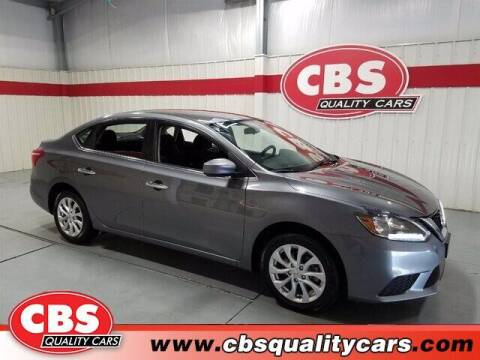 2019 Nissan Sentra for sale at CBS Quality Cars in Durham NC