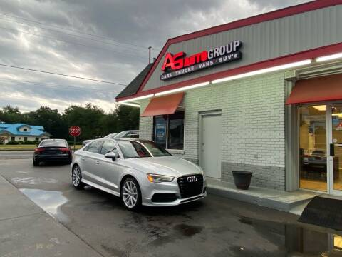 2015 Audi A3 for sale at AG AUTOGROUP in Vineland NJ