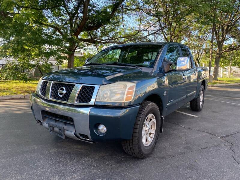 2004 Nissan Titan for sale at Car Plus Auto Sales in Glenolden PA