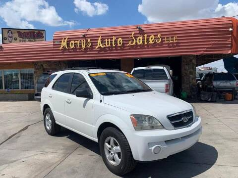 2006 Kia Sorento for sale at Marys Auto Sales in Phoenix AZ