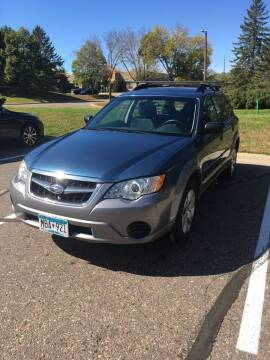 2009 Subaru Outback for sale at Specialty Auto Wholesalers Inc in Eden Prairie MN