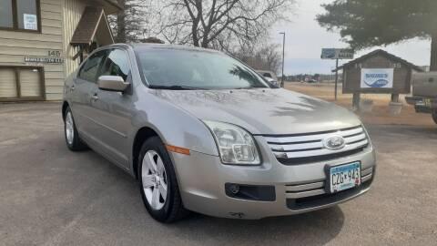 2008 Ford Fusion for sale at Shores Auto in Lakeland Shores MN