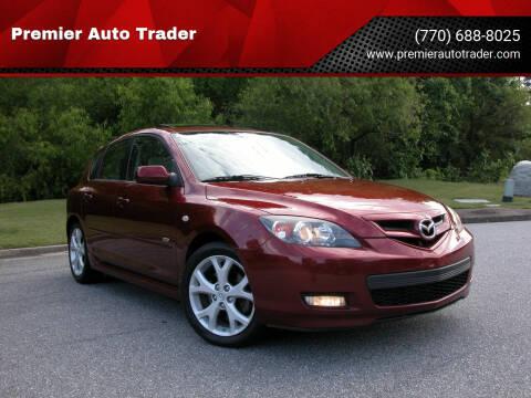 2009 Mazda MAZDA3 for sale at Premier Auto Trader in Alpharetta GA