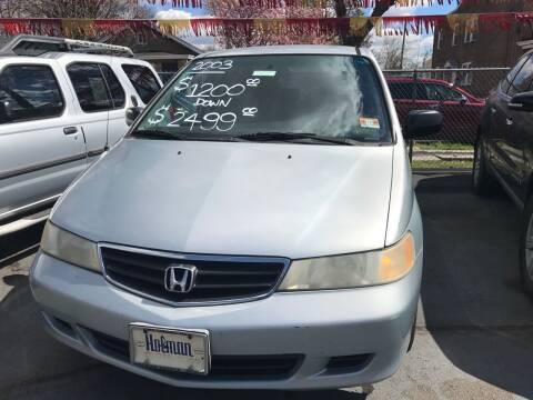 2003 Honda Odyssey for sale at Chambers Auto Sales LLC in Trenton NJ
