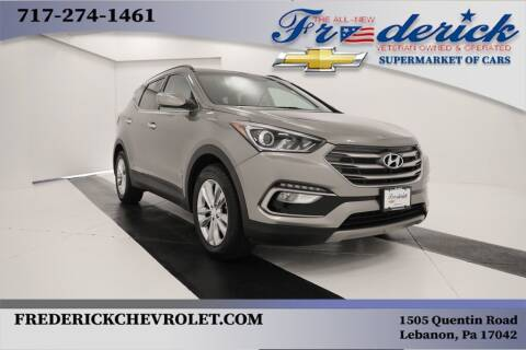 2017 Hyundai Santa Fe Sport for sale at Lancaster Pre-Owned in Lancaster PA