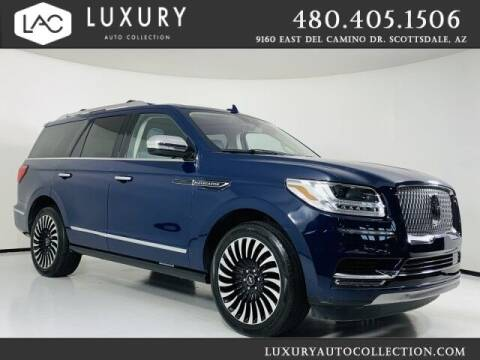 2018 Lincoln Navigator for sale at Luxury Auto Collection in Scottsdale AZ
