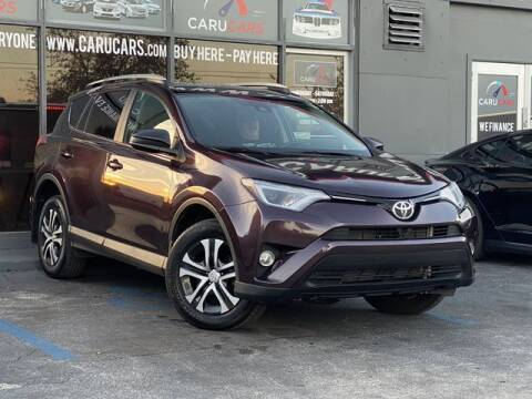 2018 Toyota RAV4 for sale at CARUCARS LLC in Miami FL