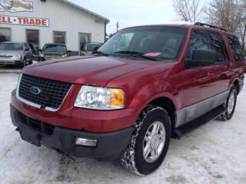 2005 Ford Expedition for sale at Steves Auto Sales in Cambridge MN