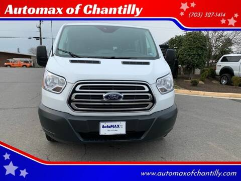 2018 Ford Transit Passenger for sale at Automax of Chantilly in Chantilly VA