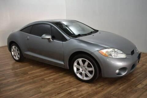2007 Mitsubishi Eclipse for sale at Paris Motors Inc in Grand Rapids MI