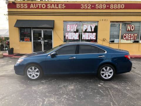 2007 Lexus ES 350 for sale at BSS AUTO SALES INC in Eustis FL