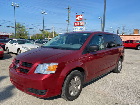 2010 Dodge Grand Caravan for sale at 4th Street Auto in Louisville KY