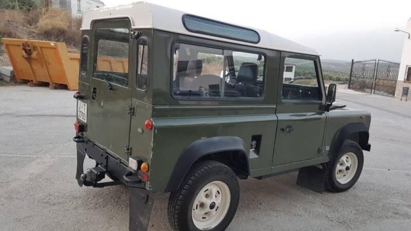 1993 Land Rover Defender for sale at Platinum Motor Sports in La Grange KY