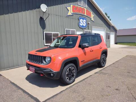 2016 Jeep Renegade for sale at CARS ON SS in Rice Lake WI
