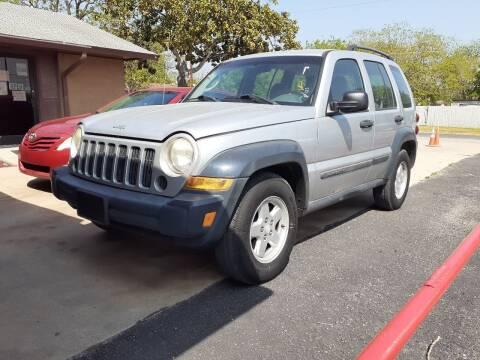 2006 Jeep Liberty for sale at John 3:16 Motors in San Antonio TX