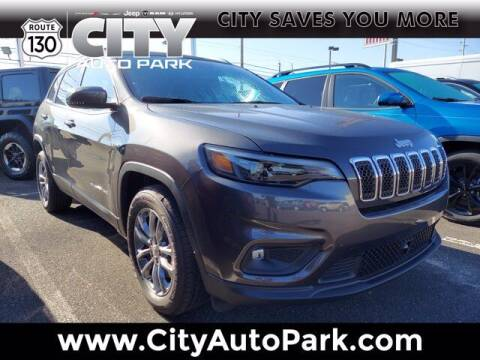 2021 Jeep Cherokee for sale at City Auto Park in Burlington NJ