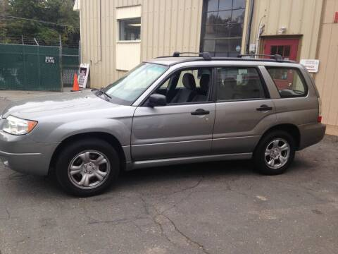 2007 Subaru Forester for sale at Northeast Auto & Truck Inc in Marlborough CT
