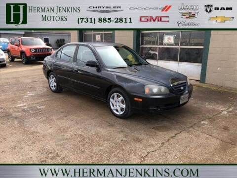 2005 Hyundai Elantra for sale at Herman Jenkins Used Cars in Union City TN