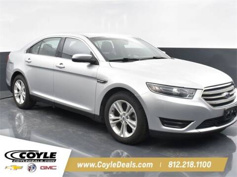 2015 Ford Taurus for sale at COYLE GM - COYLE NISSAN in Clarksville IN