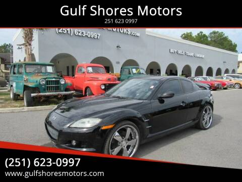 2007 Mazda RX-8 for sale at Gulf Shores Motors in Gulf Shores AL
