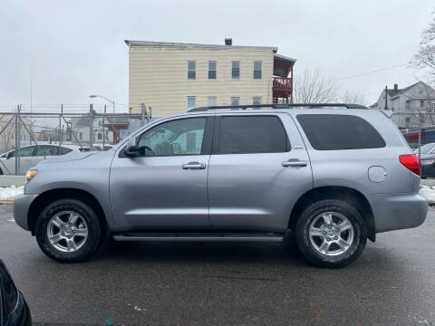 2010 Toyota Sequoia for sale at G1 Auto Sales in Paterson NJ
