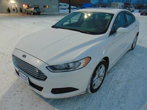 2014 Ford Fusion for sale at Dependable Used Cars in Anchorage AK