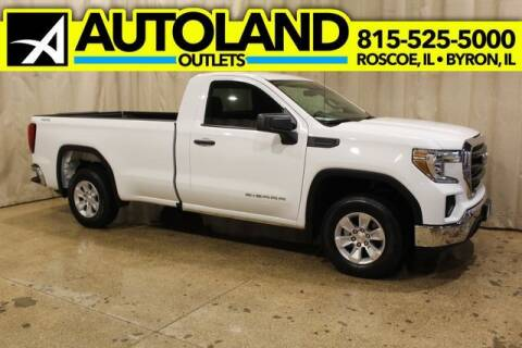 2020 GMC Sierra 1500 for sale at AutoLand Outlets Inc in Roscoe IL