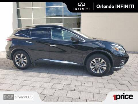 2018 Nissan Murano for sale at Orlando Infiniti in Orlando FL