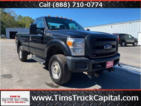 2015 Ford F-250 Super Duty for sale at TTC AUTO OUTLET/TIM'S TRUCK CAPITAL & AUTO SALES INC ANNEX in Epsom NH