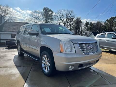 2007 GMC Yukon XL for sale at Alpha Car Land LLC in Snellville GA