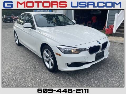 2014 BMW 3 Series for sale at G Motors in Monroe NJ