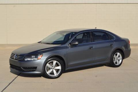 2014 Volkswagen Passat for sale at Select Motor Group in Macomb Township MI