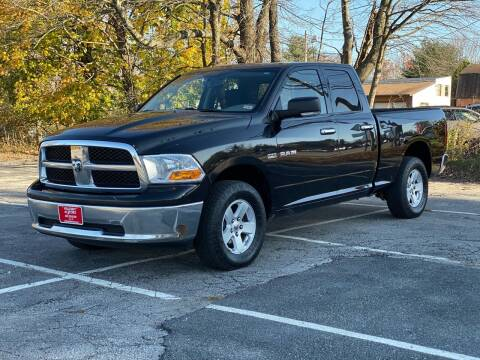 2009 Dodge Ram Pickup 1500 for sale at Hillcrest Motors in Derry NH
