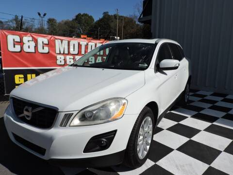 2010 Volvo XC60 for sale at C & C Motor Co. in Knoxville TN
