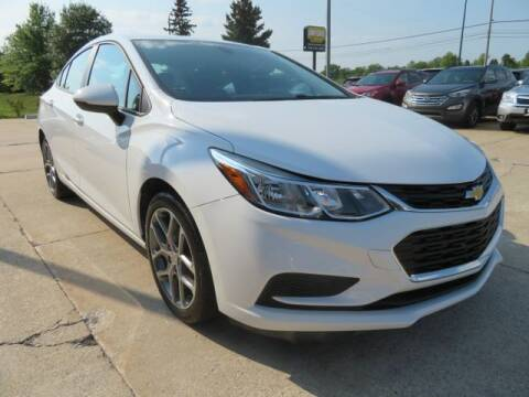2017 Chevrolet Cruze for sale at Import Exchange in Mokena IL