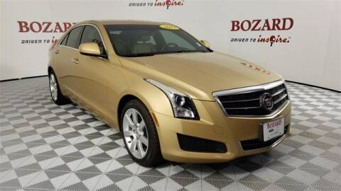 2013 Cadillac ATS for sale at BOZARD FORD in Saint Augustine FL