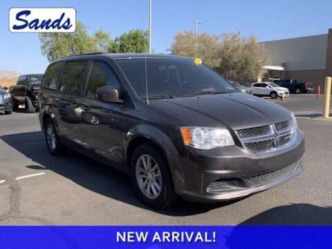 2015 Dodge Grand Caravan for sale at Sands Chevrolet in Surprise AZ