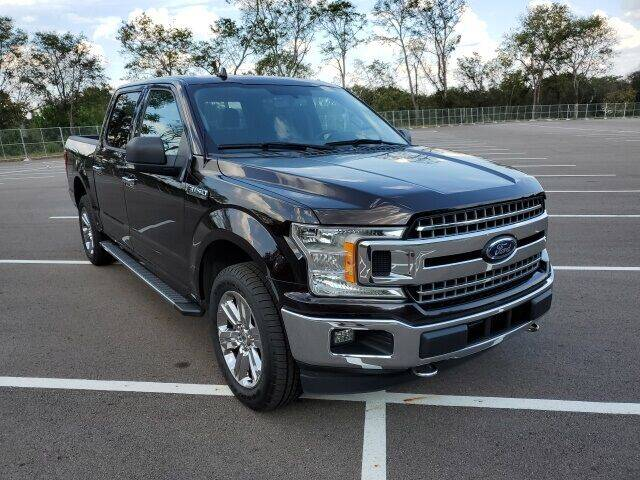 2018 Ford F-150 for sale at Parks Motor Sales in Columbia TN