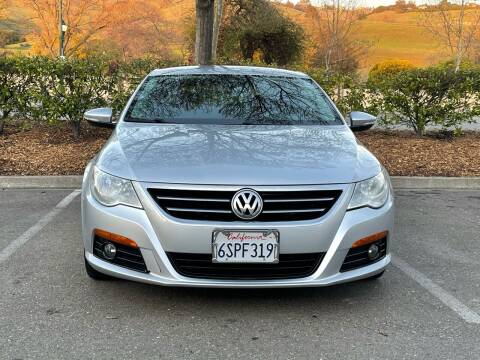 2012 Volkswagen CC for sale at CARFORNIA SOLUTIONS in Hayward CA