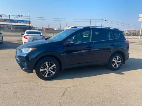 2018 Toyota RAV4 for sale at First Choice Auto Sales in Bakersfield CA