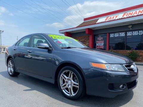 2008 Acura TSX for sale at Premium Motors in Louisville KY