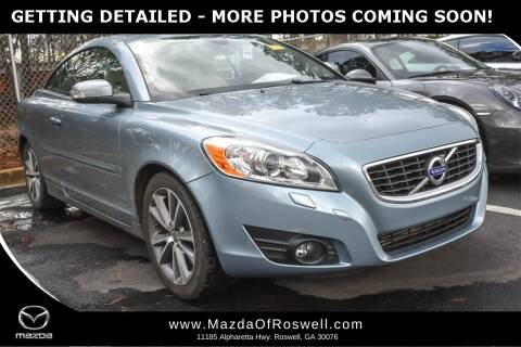 2012 Volvo C70 for sale at Mazda Of Roswell in Roswell GA