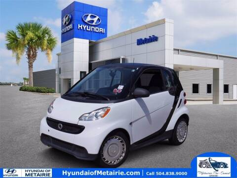 2013 Smart fortwo for sale at Metairie Preowned Superstore in Metairie LA