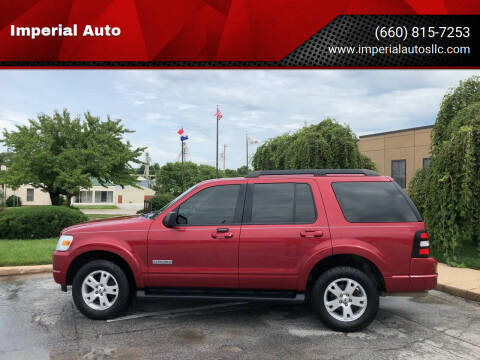 2007 Ford Explorer for sale at Imperial Auto of Marshall in Marshall MO